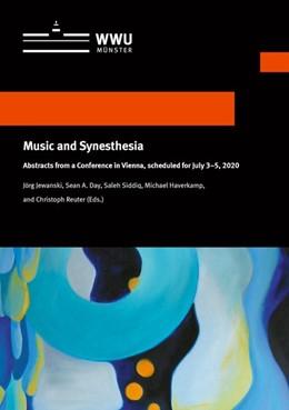 Abbildung von Day / Siddiq | Music and Synesthesia | 1. Auflage | 2020 | beck-shop.de
