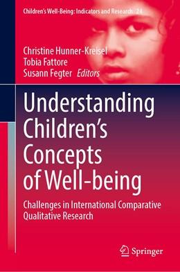 Abbildung von Hunner-Kreisel / Fattore | Children's Concepts of Well-being | 1. Auflage | 2021 | 24 | beck-shop.de