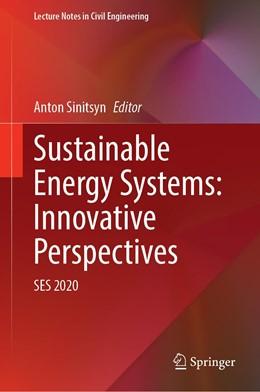 Abbildung von Sinitsyn | Sustainable Energy Systems: Innovative Perspectives | 1. Auflage | 2021 | 141 | beck-shop.de