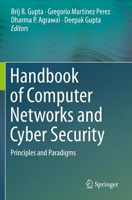 Abbildung von Gupta / Perez   Handbook of Computer Networks and Cyber Security   1. Auflage   2021   beck-shop.de