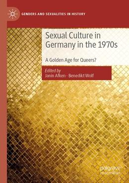 Abbildung von Afken / Wolf   Sexual Culture in Germany in the 1970s   1. Auflage   2021   beck-shop.de