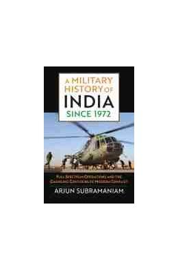 Abbildung von A Military History of India since 1972   1. Auflage   2021   beck-shop.de