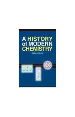 Abbildung von A History of Modern Chemistry   1. Auflage   2021   beck-shop.de