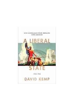Abbildung von A Liberal State | 1. Auflage | 2021 | beck-shop.de