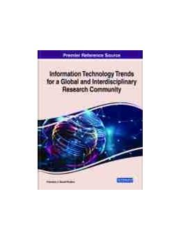 Abbildung von Information Technology Trends for a Global and Interdisciplinary Research Community   1. Auflage   2021   beck-shop.de