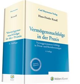 Abbildung von Krauß   Vermögensnachfolge in der Praxis   6. Auflage   2021   beck-shop.de