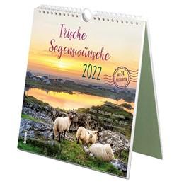 Abbildung von Irische Segenswünsche 2022. Der Postkarten-Kalender | 1. Auflage | 2021 | beck-shop.de