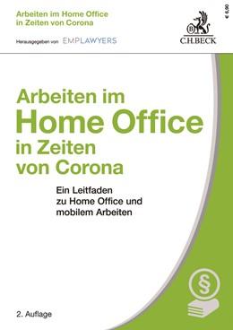 Abbildung von Arbeiten im Home Office in Zeiten von Corona | 2. Auflage | 2021 | beck-shop.de