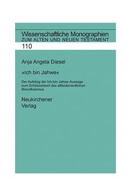 Abbildung von Diesel   Ich bin Jahwe   2006   Der Aufstieg der Ich-bin-Jahwe...   Band 110