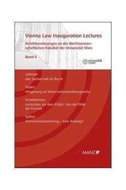 Abbildung von Jabloner / Potacs | Vienna Law Inauguration Lectures Antrittsvorlesungen an d. rechtswissenschaftlichen Fakultät der Universität Wien | 1. Auflage | 2019 | 4 | beck-shop.de