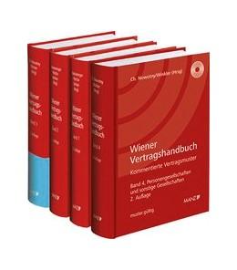 Abbildung von Hausmaninger / Petsche   PAKET: Wiener Vertragshandbuch   1. Auflage   2020   beck-shop.de