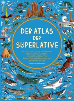 Abbildung von Hawkins | Der Atlas der Superlative | 1. Auflage | 2021 | beck-shop.de