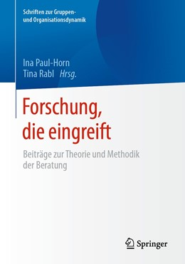 Abbildung von Paul-Horn / Rabl | Forschung, die eingreift | 1. Auflage | 2021 | 13 | beck-shop.de