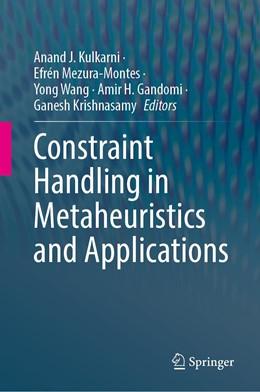 Abbildung von Kulkarni / Mezura-Montes   Constraint Handling in Metaheuristics and Applications   1. Auflage   2021   beck-shop.de