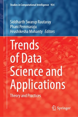 Abbildung von Rautaray / Pemmaraju   Trends of Data Science and Applications   1. Auflage   2021   954   beck-shop.de
