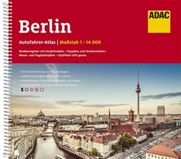 Abbildung von ADAC AutofahrerAtlas Berlin 1:14 000 | 9. Auflage | 2021 | beck-shop.de