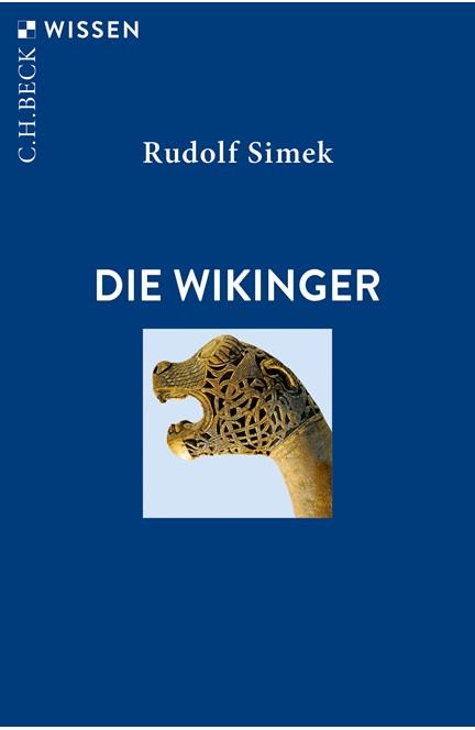 Cover: Rudolf Simek, Die Wikinger