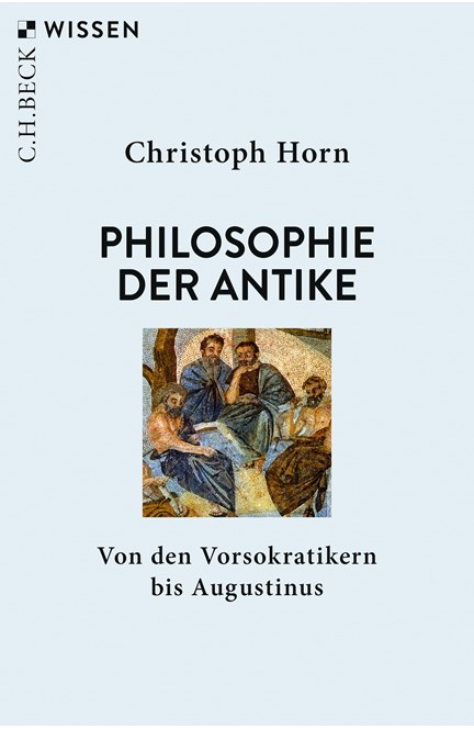 Cover: Christoph Horn, Philosophie der Antike