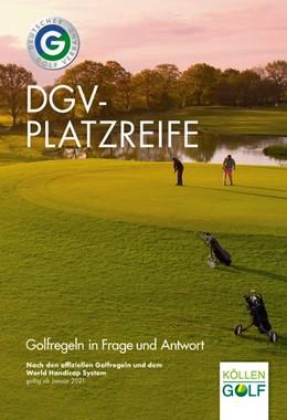 Abbildung von DGV-Platzreife | 1. Auflage | 2020 | beck-shop.de