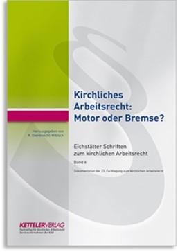 Abbildung von Oxenknecht-Witzsch   Eichstätter Schriften zum kirchlichen Arbeitsrecht 2020   1. Auflage   2020   beck-shop.de