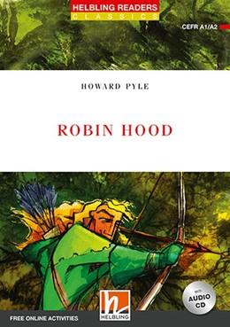 Abbildung von Pyle   Robin Hood, mit 1 Audio-CD   1. Auflage   2019   beck-shop.de