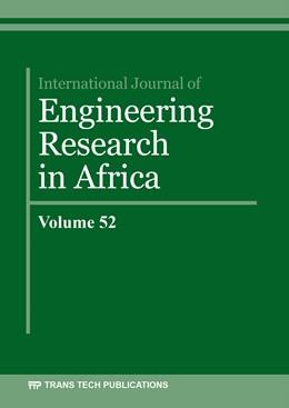 Abbildung von International Journal of Engineering Research in Africa Vol. 52 | 1. Auflage | 2021 | beck-shop.de
