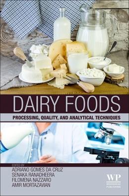 Abbildung von Cruz / Ranadheera | Dairy Foods | 1. Auflage | 2021 | beck-shop.de