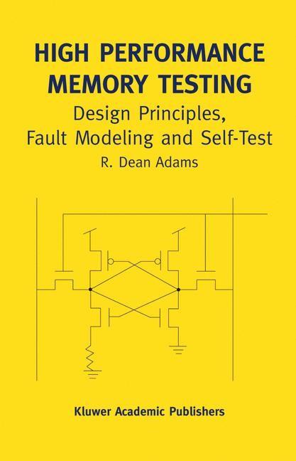 Abbildung von Adams   High Performance Memory Testing   2002
