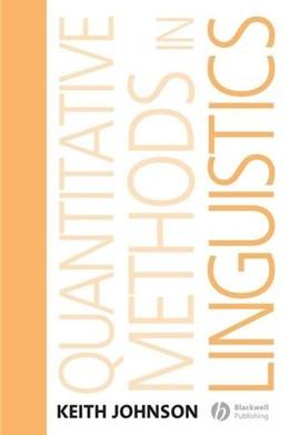 Abbildung von Johnson   Quantitative Methods In Linguistics   2008