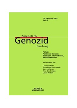 Abbildung von Dabag / Platt | Politik des Genozid: Strategien, Interventionen, Repräsentationen | 1. Auflage | 2021 | beck-shop.de