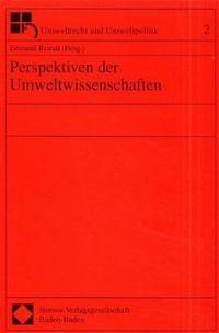 Abbildung von Perspektiven der Umweltwissenschaften | 2000