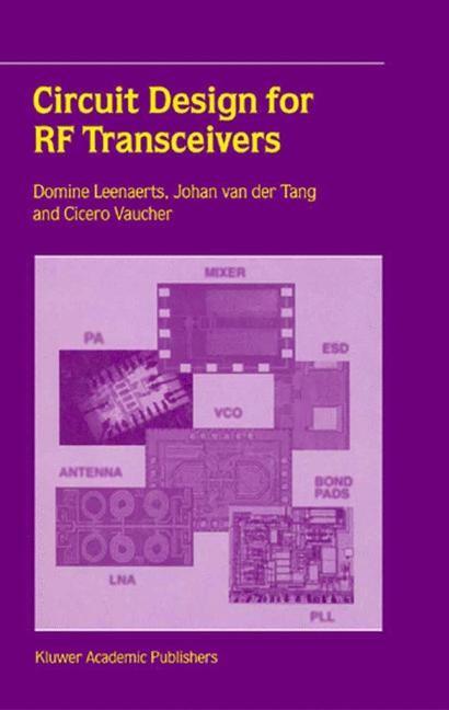 Abbildung von Leenaerts / van der Tang / Vaucher | Circuit Design for RF Transceivers | 2001