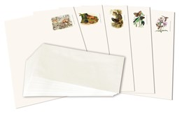 Abbildung von Quelle & Meyer Verlag | Briefpapier