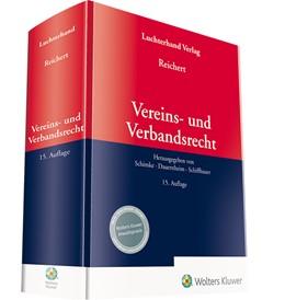 Abbildung von Dauernheim / Reichert   Vereins- und Verbandsrecht   15. Auflage   2021   beck-shop.de