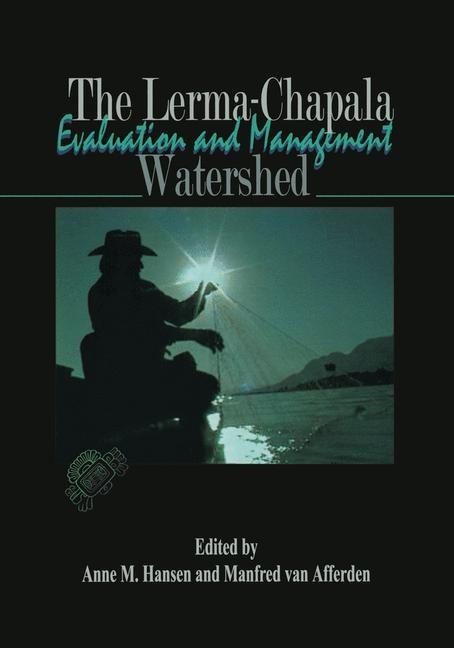 Abbildung von Hansen / van Afferden | The Lerma-Chapala Watershed | 2002