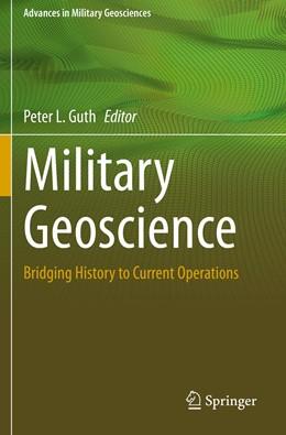 Abbildung von Guth | Military Geoscience | 1. Auflage | 2021 | beck-shop.de