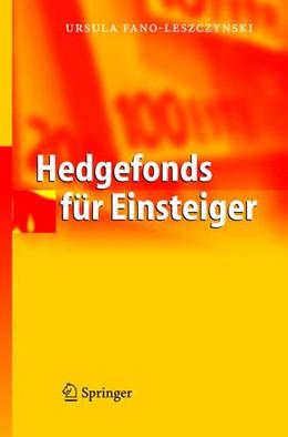 Abbildung von Radel-Leszczynski | Hedgefonds für Einsteiger | 2004