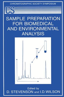 Abbildung von Stevenson / Wilson | Sample Preparation for Biomedical and Environmental Analysis | 1994