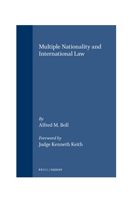 Abbildung von Boll | Multiple Nationality and International Law | 2006 | 57