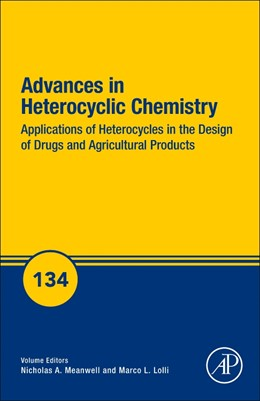 Abbildung von Applications of Heterocycles in the Design of Drugs and Agricultural Products | 1. Auflage | 2021 | 134 | beck-shop.de