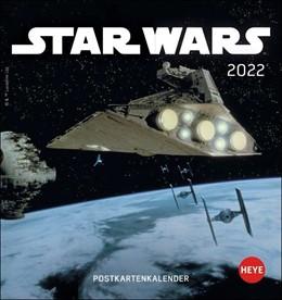 Abbildung von Star Wars Postkartenkalender 2022 | 1. Auflage | 2021 | beck-shop.de