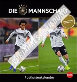 Abbildung von DFB Postkartenkalender 2022   1. Auflage   2021   beck-shop.de