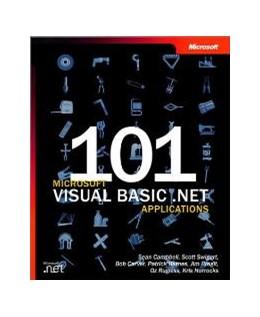 Abbildung von Campbell / Barne / Carver | 101 Microsoft(r) Visual Basic(r) .NET Applications | 2003