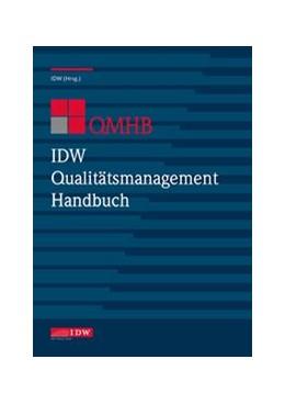 Abbildung von IDW Qualitätsmanagement Handbuch (QMHB) 2020-2021 | 2. Auflage | 2021 | beck-shop.de