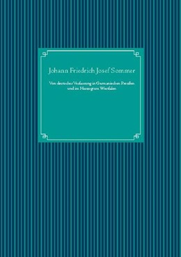 Abbildung von Sommer / Ug | Von deutscher Verfassung in Germanischen Preußen und im Herzogtum Westfalen | 1. Auflage | 2021 | beck-shop.de