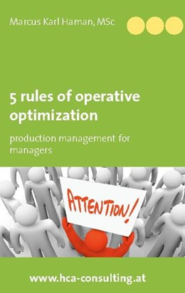 Abbildung von Haman | 5 Rules of Operative Optimization | 1. Auflage | 2021 | beck-shop.de