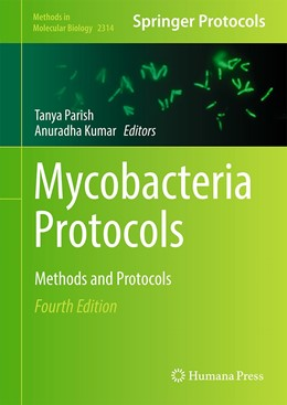 Abbildung von Parish / Kumar   Mycobacteria Protocols   4. Auflage   2021   2314   beck-shop.de