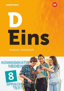 Abbildung von D Eins - Deutsch 8. Arbeitsheft | 1. Auflage | 2021 | beck-shop.de