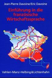 Abbildung von Davoine / Davoine | Einführung in die französische Wirtschaftssprache | 2002