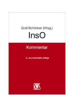 Abbildung von Graf-Schlicker | InsO | 6. Auflage | 2021 | beck-shop.de